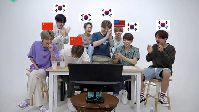 Xem SEVENTEEN chơi game thì biết ngay thành viên nào là người Hàn Quốc! - ảnh 4