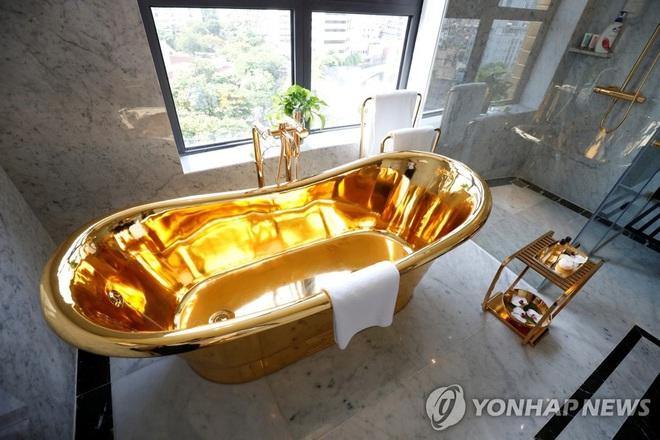 Khách sạn dát vàng ở Hà Nội được báo Hàn rầm rộ đưa tin, con số đầu tư gây sốc lên đến hơn 2,3 nghìn tỷ đồng - Ảnh 6.
