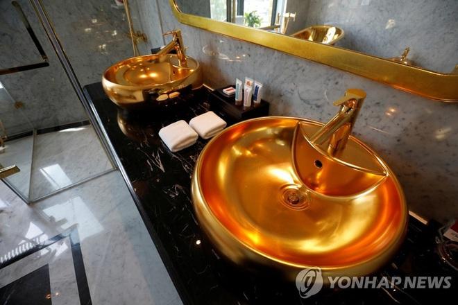 Khách sạn dát vàng ở Hà Nội được báo Hàn rầm rộ đưa tin, con số đầu tư gây sốc lên đến hơn 2,3 nghìn tỷ đồng - Ảnh 8.