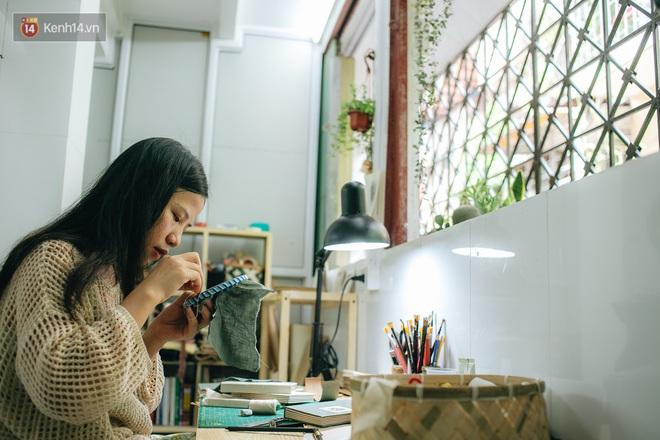 Cô gái 24 tuổi khởi nghiệp từ... lá cây: Dù chưa bao giờ là ổn nhưng mình tạo được niềm tin với bố mẹ, vì lá đã nuôi sống mình - ảnh 3