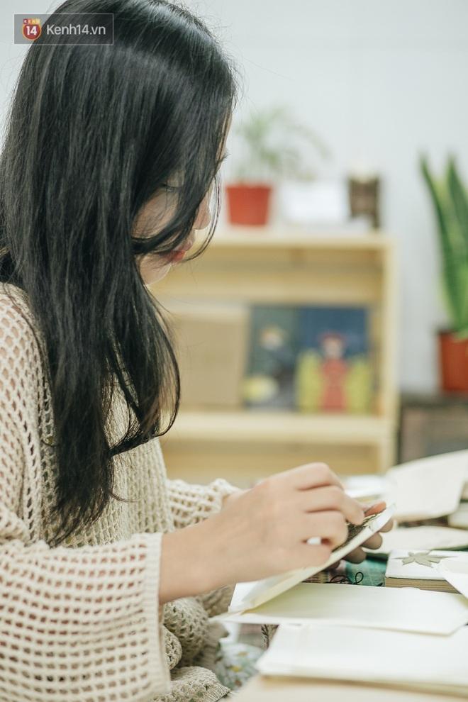 Cô gái 24 tuổi khởi nghiệp từ... lá cây: Dù chưa bao giờ là ổn nhưng mình tạo được niềm tin với bố mẹ, vì lá đã nuôi sống mình - ảnh 9