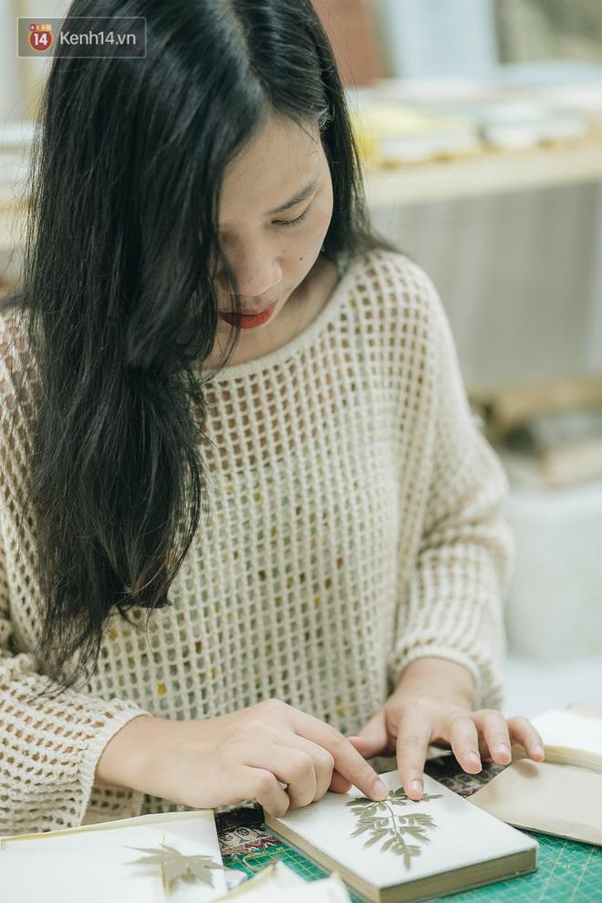 Cô gái 24 tuổi khởi nghiệp từ... lá cây: Dù chưa bao giờ là ổn nhưng mình tạo được niềm tin với bố mẹ, vì lá đã nuôi sống mình - ảnh 8