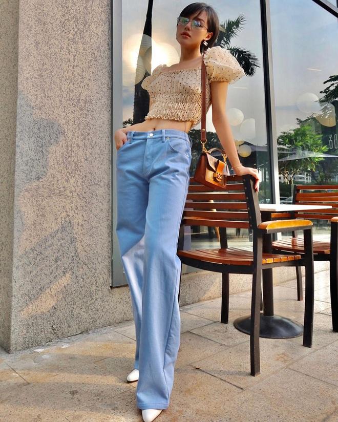 Đồ chấm bi tưởng quê mà lại đang được celeb Hàn - Việt mê tít, càng ngắm càng thấy xinh và muốn tậu ngay một em - ảnh 8