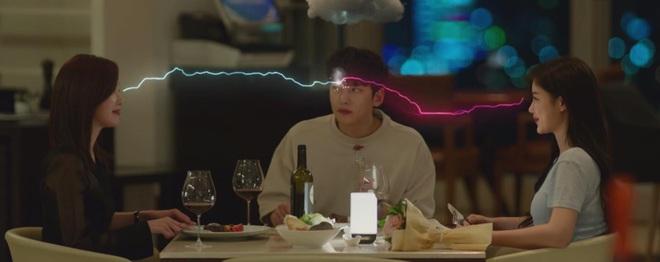 Phấn khích đòi Ji Chang Wook cõng, tiểu tam Kim Yoo Jung bị người yêu crush mời ăn dằn mặt ở tập 5 Backstreet Rookie - ảnh 4