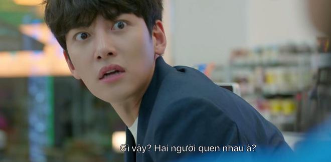 Phấn khích đòi Ji Chang Wook cõng, tiểu tam Kim Yoo Jung bị người yêu crush mời ăn dằn mặt ở tập 5 Backstreet Rookie - ảnh 6