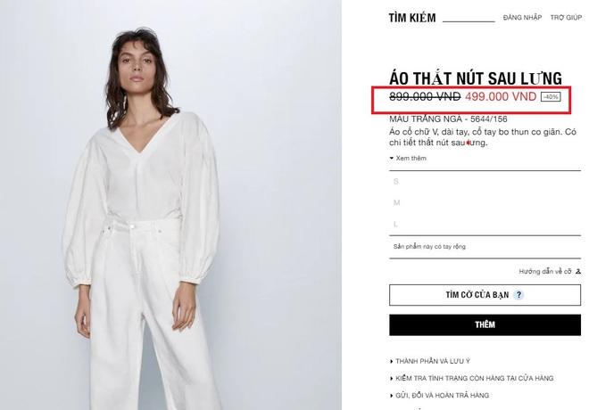Kinh nghiệm xương máu của BTV thời trang khi săn đồ sale Zara, chị em đọc ngay để biết mua thế nào hời nhất - ảnh 9