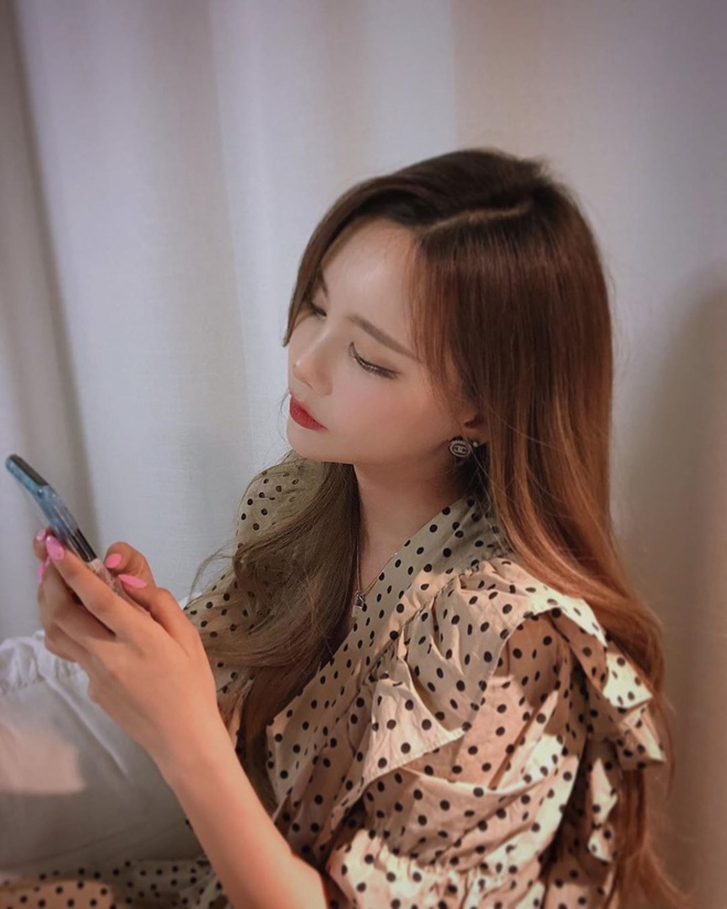 Đồ chấm bi tưởng quê mà lại đang được celeb Hàn - Việt mê tít, càng ngắm càng thấy xinh và muốn tậu ngay một em - ảnh 3
