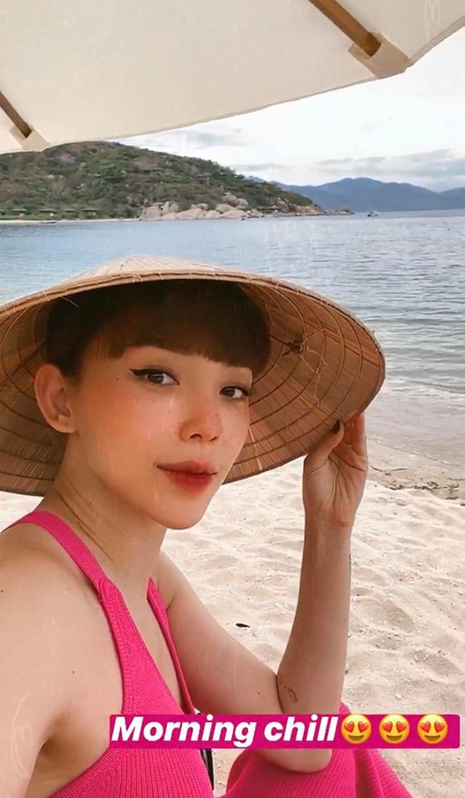Một vùng biển Việt Nam đang được Bảo Thy, Hà Hồ, Tóc Tiên và loạt người nổi tiếng check-in: Đích thị là điểm đến hot nhất 2020 rồi! - Ảnh 3.