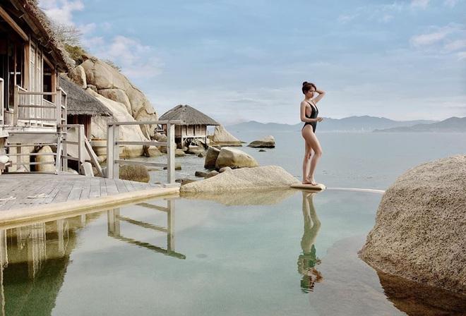 Một vùng biển Việt Nam đang được Bảo Thy, Hà Hồ, Tóc Tiên và loạt người nổi tiếng check-in: Đích thị là điểm đến hot nhất 2020 rồi! - Ảnh 4.