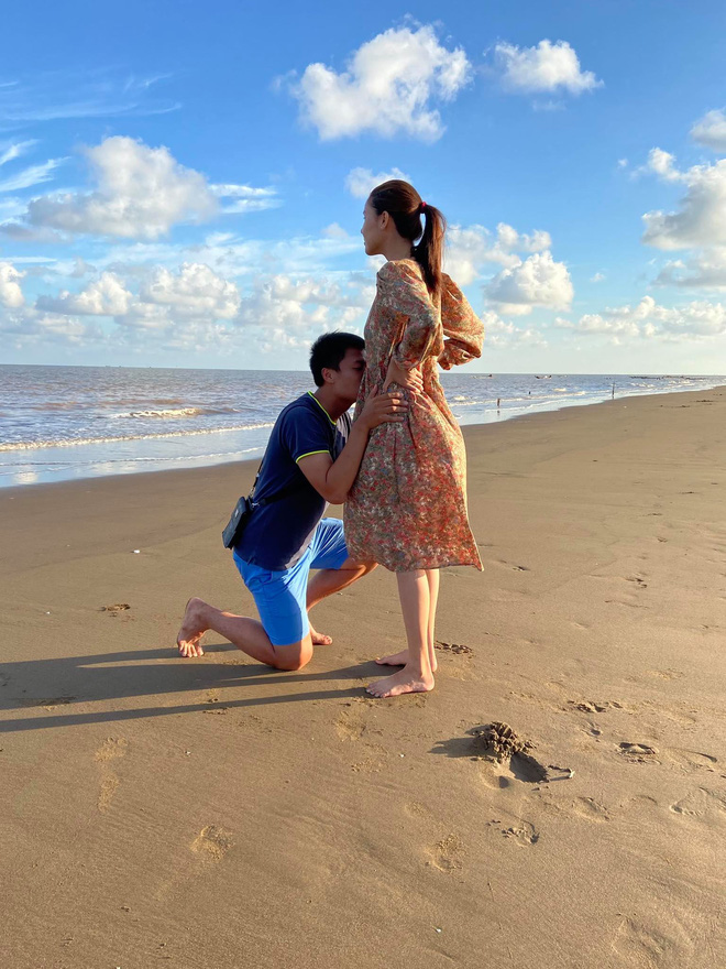 Mạc Hồng Quân và Kỳ Hân hạnh phúc tiết lộ sắp đón bé trai, dự định sinh con ở CH Czech xong mới về Việt Nam - ảnh 7