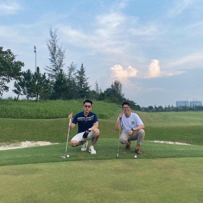 Cực phẩm Người ấy là ai khiến netizen cứ ngỡ Khánh Ngô: CEO sang chảnh cùng niềm đam mê với golf và xế xịn - ảnh 5