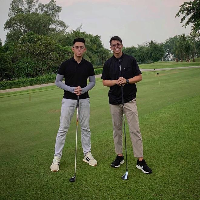 Cực phẩm Người ấy là ai khiến netizen cứ ngỡ Khánh Ngô: CEO sang chảnh cùng niềm đam mê với golf và xế xịn - ảnh 6