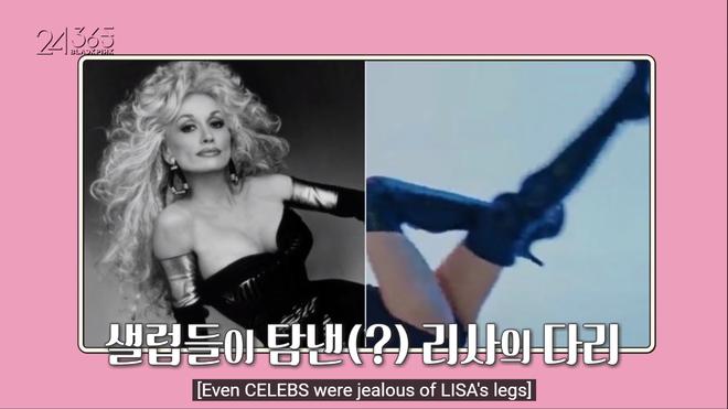 Lisa lại gây sốt với khoảnh khắc giãn cơ khoe chân dài miên man trên show riêng của BLACKPINK - ảnh 9