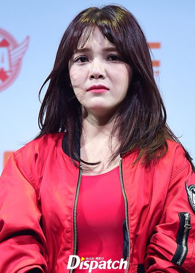 """AOA toàn phốt căng: Seolhyun bị """"tóm sống"""" ảnh hẹn hò phản cảm, Jimin dính bê bối bắt nạt, Mina cũng không thoát scandal - ảnh 9"""