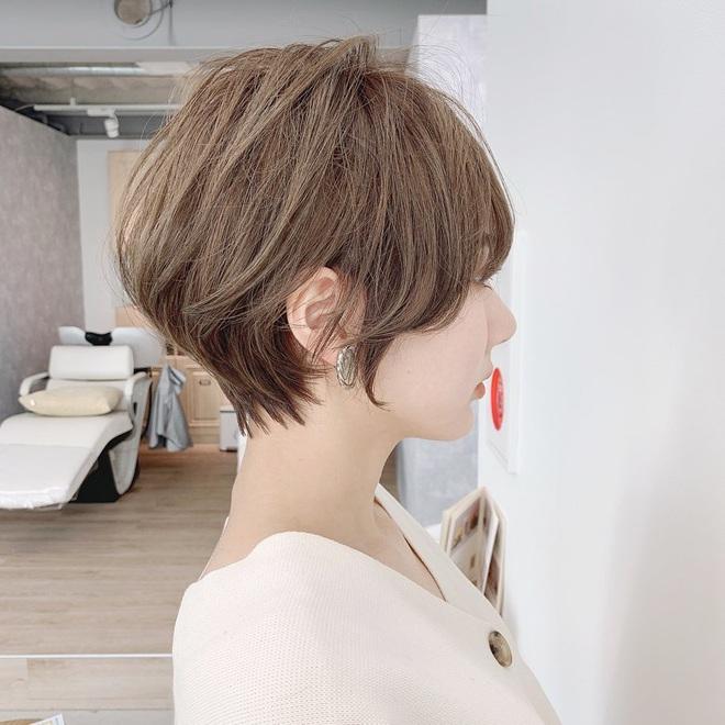 5 kiểu tóc trendy giúp tóc dày thêm vài lớp, nàng nào tóc mỏng nên học theo ngay - ảnh 13