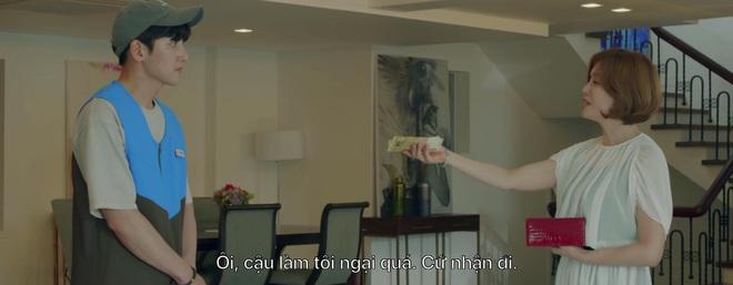 Tưởng có khách sộp trả 20 triệu tiền hàng, Ji Chang Wook ngỡ ngàng bị mẹ vợ gọi ra làm nhục ở tập 6 Backstreet Rookie - ảnh 3