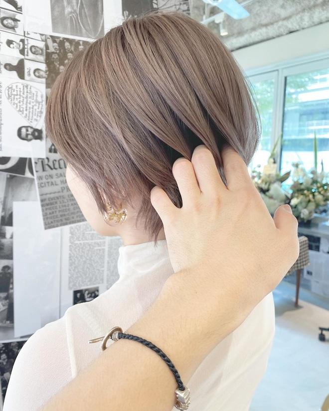 5 kiểu tóc trendy giúp tóc dày thêm vài lớp, nàng nào tóc mỏng nên học theo ngay - ảnh 16