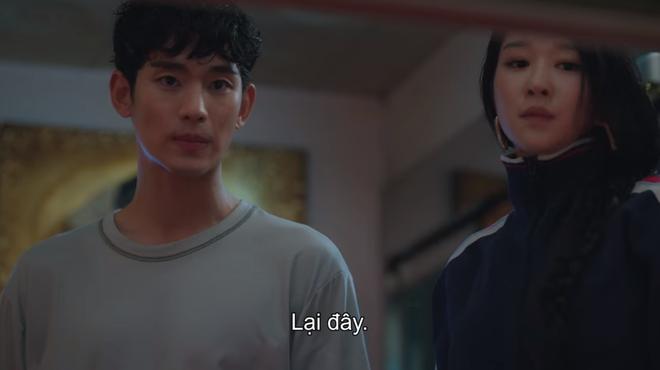 Đưa khùng nữ Seo Ye Ji đi nhà nghỉ nhưng Kim Soo Hyun lại quên đem tiền ở Điên Thì Có Sao tập 5 - ảnh 1