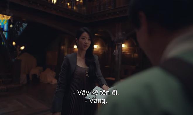 Đưa khùng nữ Seo Ye Ji đi nhà nghỉ nhưng Kim Soo Hyun lại quên đem tiền ở Điên Thì Có Sao tập 5 - ảnh 12