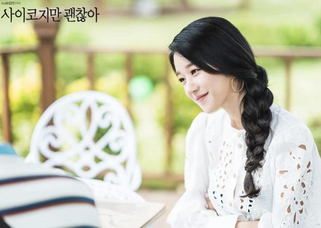 """Style tóc của Seo Ye Ji trong """"Điên Thì Có Sao"""": Kiểu nào cũng sang, có buộc thấp đơn giản thì vẫn xinh và sexy phát hờn - Ảnh 4."""