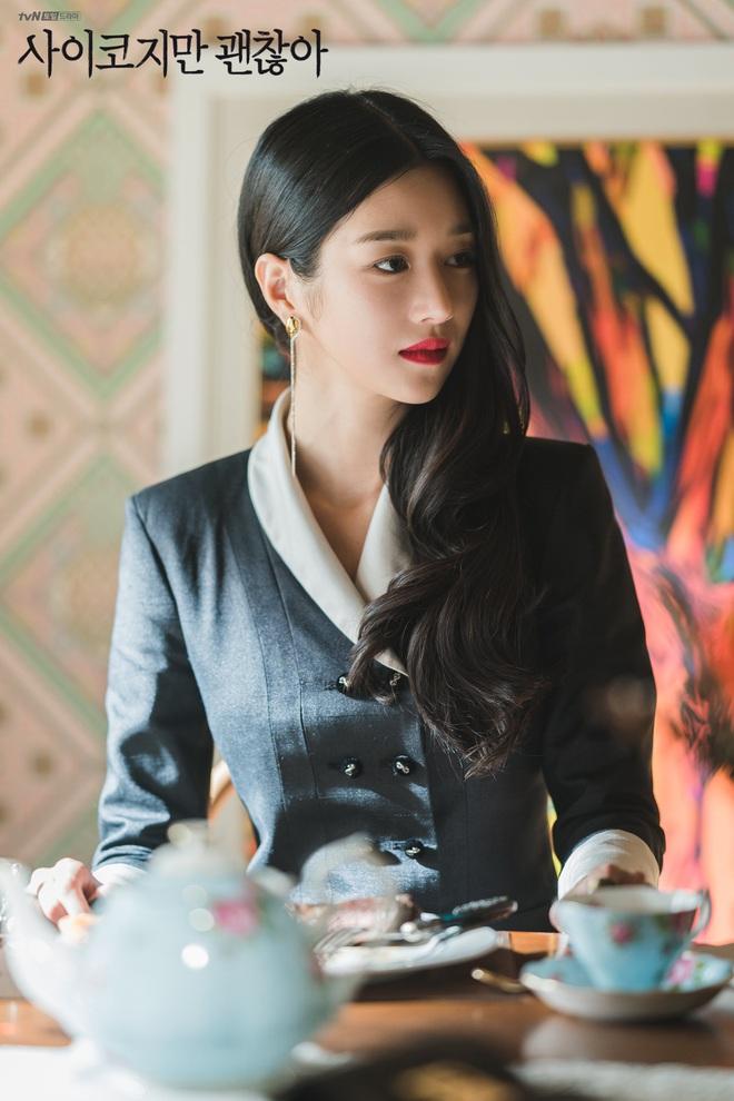 """Style tóc của Seo Ye Ji trong """"Điên Thì Có Sao"""": Kiểu nào cũng sang, có buộc thấp đơn giản thì vẫn xinh và sexy phát hờn - Ảnh 1."""
