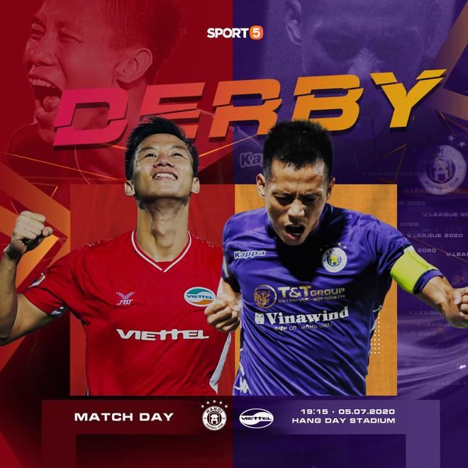 Bùi Tiến Dũng trước cơ hội nhận vai hạnh phúc, đổi vai thất vọng cho Duy Mạnh ở derby thủ đô - Ảnh 3.