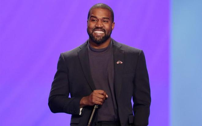 NÓNG: Kanye West khiến cả thế giới chấn động khi chính thức tuyên bố tranh cử Tổng thống Mỹ - ảnh 1