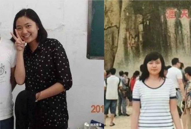 Màn lột xác ngoạn mục của gái xinh xứ Trung: giảm 10kg trong 1 năm, biến thành nữ thần được cả trường để ý - ảnh 4