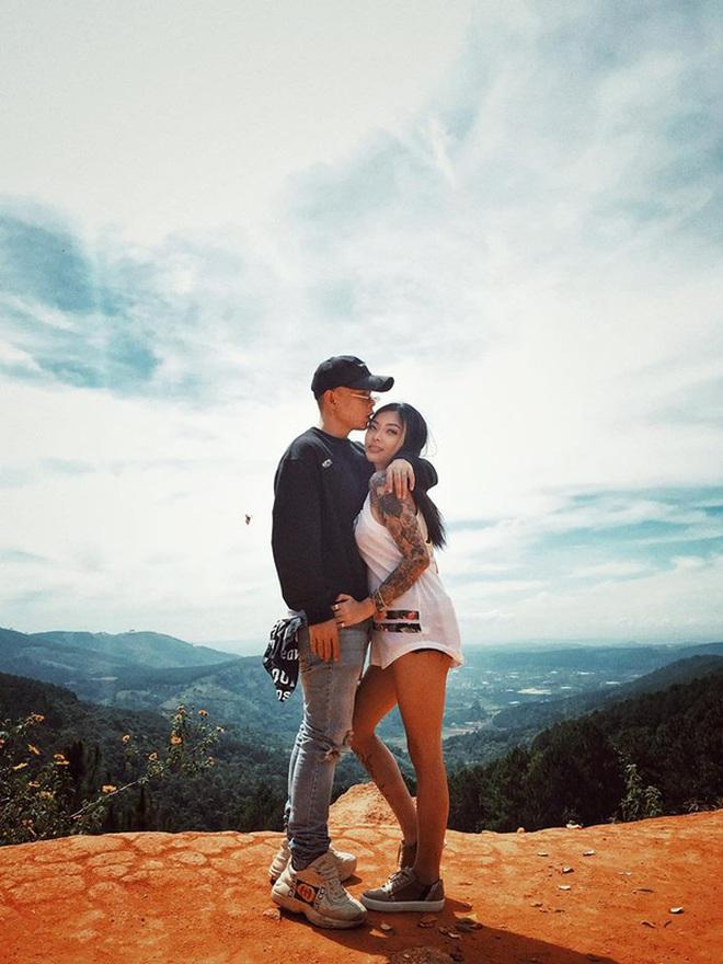 Tình sử của Binz: Từ Hoa hậu rich kid đến hotgirl Việt kiều nóng bỏng, cuộc tình dài nhất của anh chỉ đến nửa năm thôi - ảnh 2
