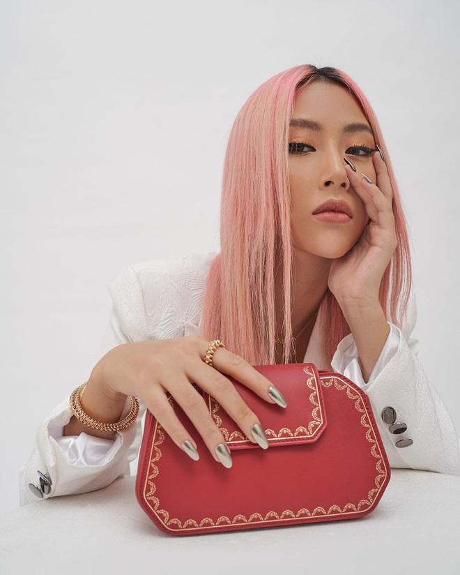 4 tiệm nail được loạt sao và hot girl Việt yêu thích: Nàng nào cũng cần lưu ngay để còn thăng điểm sành điệu tức thì - ảnh 7