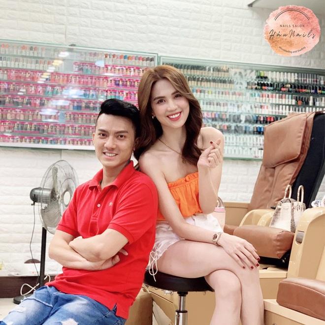 4 tiệm nail được loạt sao và hot girl Việt yêu thích: Nàng nào cũng cần lưu ngay để còn thăng điểm sành điệu tức thì - ảnh 1