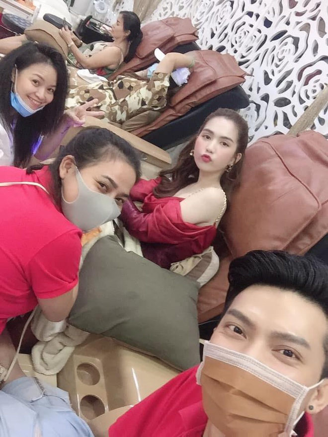 4 tiệm nail được loạt sao và hot girl Việt yêu thích: Nàng nào cũng cần lưu ngay để còn thăng điểm sành điệu tức thì - ảnh 2