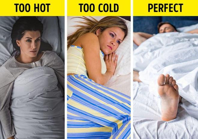 Lý giải dành cho tư thế ngủ siêu hoàn hảo chúng ta ai cũng làm: Đắp chăn và thò chân ra ngoài - ảnh 2