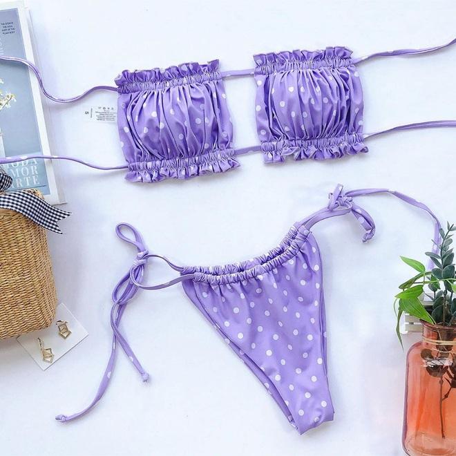 Sun HT diện bộ bikini hot nhất hè này để khoe vòng 1 mới tinh, dù đụng hàng Ngọc Trinh cũng khó mà lép vế - ảnh 6