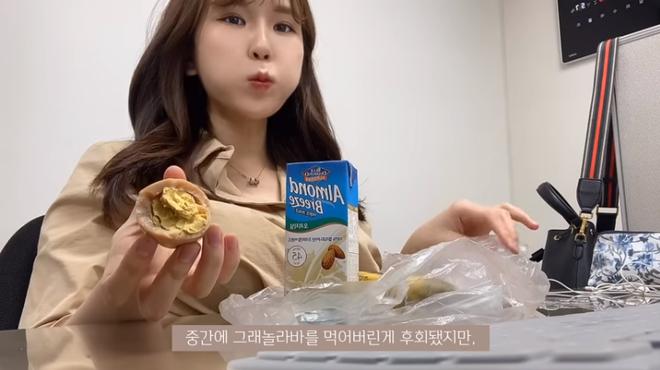 Thử chế độ ăn kiêng với duy nhất 3 món cho 3 bữa trong ngày của Hyosung, cô nàng vlogger xứ Hàn giảm 3kg sau 5 ngày - ảnh 40