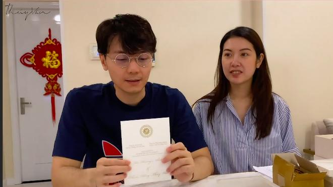 Thúy Vân vừa tung thiệp cưới cất giấu ý nghĩa đặc biệt, vị khách đầu tiên đã ngay lập tức xác nhận tham dự - ảnh 2
