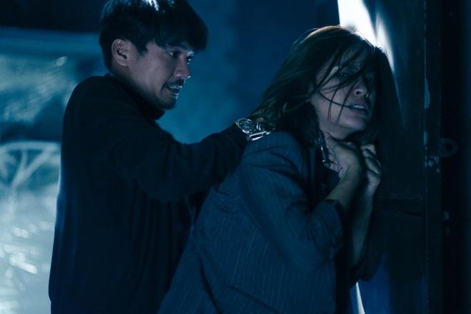 Thở dốc từng cơn với tên sát nhân biến thái qua ứng dụng hẹn hò, Bằng Chứng Vô Hình là phim Việt đáng xem nhất lúc này! - ảnh 11