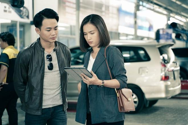 Thở dốc từng cơn với tên sát nhân biến thái qua ứng dụng hẹn hò, Bằng Chứng Vô Hình là phim Việt đáng xem nhất lúc này! - ảnh 8