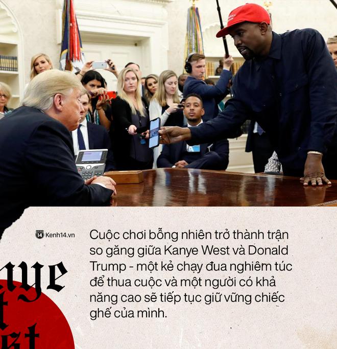 """""""Kẻ thất bại vĩ đại"""": Kanye West tranh cử Tổng thống và chiến lược thất bại công phu - ảnh 5"""