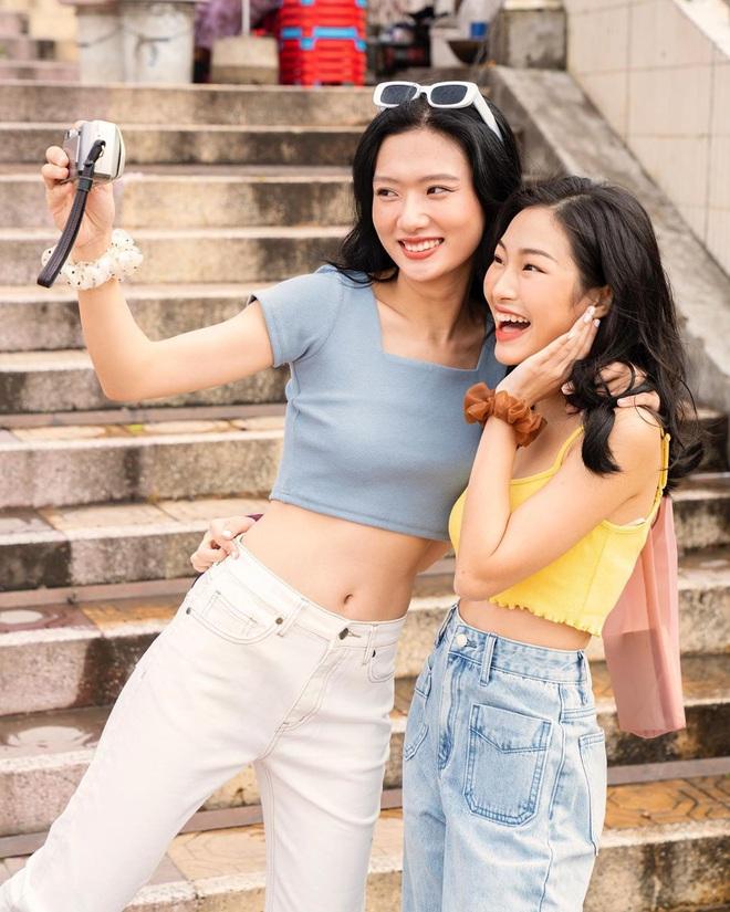Lột xác từ style Nhật thắm thơm sang style Hàn cá tính, Sakura (IZ*ONE) khiến netizen phải trầm trồ không ngớt - ảnh 17