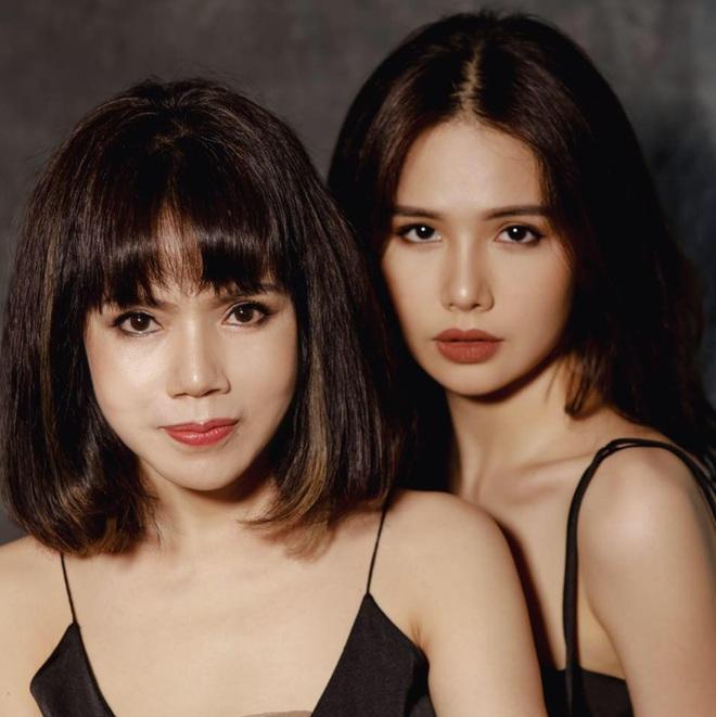 Nhan sắc ở tuổi 56 của mẹ Phanh Lee gây bất ngờ, trẻ trung và gu ăn mặc thời thượng không kém con gái là bao - ảnh 10