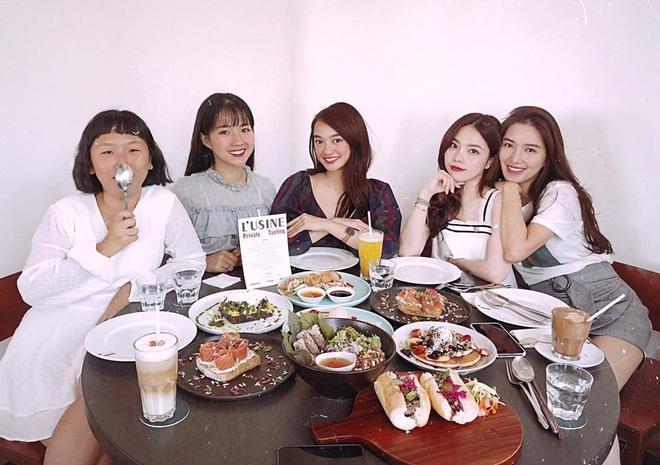 Lộ diện bạn gái của chàng CEO Đông Khuê (Người ấy là ai): Hot girl cực xinh, cùng hội bạn thân với Kaity Nguyễn, Trang Hý... - ảnh 7