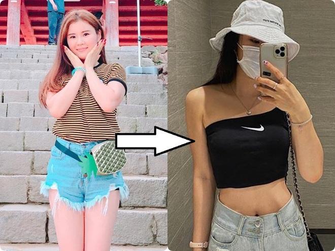 Từ vòng 2 ngấn mỡ như bầu mấy tháng thành lộ cơ săn chắc khó tin, cô nàng blogger xứ Kim Chi còn chia sẻ 5 động tác giúp eo thon, đùi nhỏ mà sao Kpop vẫn thường tập - ảnh 1
