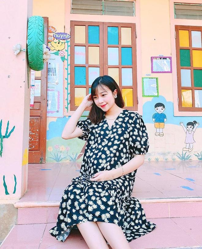 Nhật Linh kể về chuyện tình nhanh gọn với Văn Đức: Từ quen, yêu, cưới rồi có em bé chỉ trong đúng 1 năm - ảnh 2
