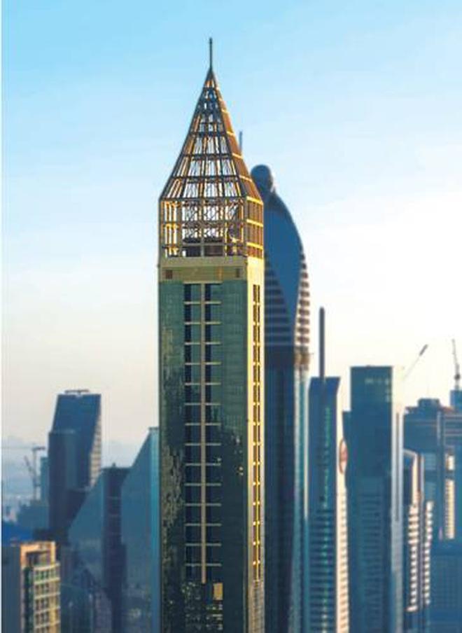 4 khách sạn đạt kỷ lục thế giới du khách nào cũng mơ ước đặt chân tới, nhiều nơi có tiền cũng chưa chắc ở được - Ảnh 3.