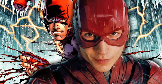 """Yên ổn chưa được bao lâu, dòng thời gian DCEU lại bị """"xới tung"""" bởi The Flash - ảnh 1"""