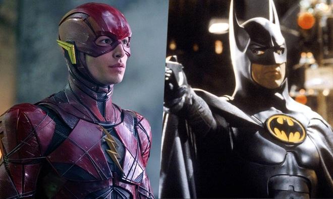 """Yên ổn chưa được bao lâu, dòng thời gian DCEU lại bị """"xới tung"""" bởi The Flash - ảnh 2"""