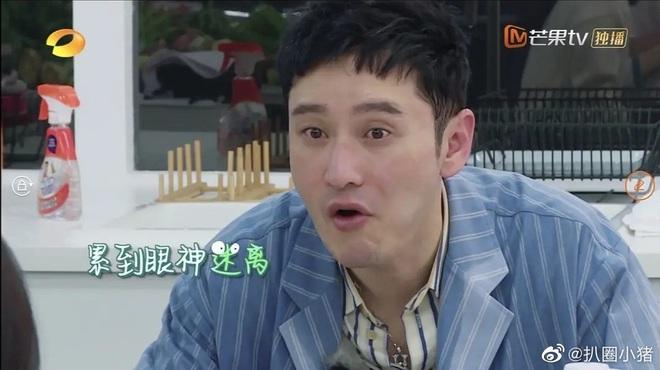 Gương mặt tẩy trang làm lộ nhan sắc thật sự của Huỳnh Hiểu Minh đang gây bão mạng xã hội Weibo - ảnh 6