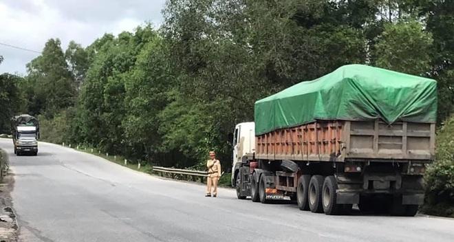 Lái xe cần biết khi vận chuyển hàng hóa đi qua, vào Thừa Thiên - Huế - ảnh 3