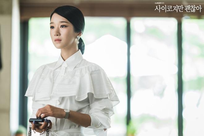 Seo Ye Ji biến hóa khôn lường với 5 kiểu cực sang khi để tóc bob, các nàng học theo thì dễ ăn điểm xịn mịn - ảnh 5